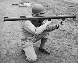 SOLDIER WITH 2.36 INCH BAZOOKA