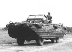 PHOTO OF A DUKW